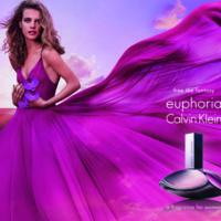 Natalia Vodianova vuelve a escena con la nueva campaña de Euphoria Calvin Klein