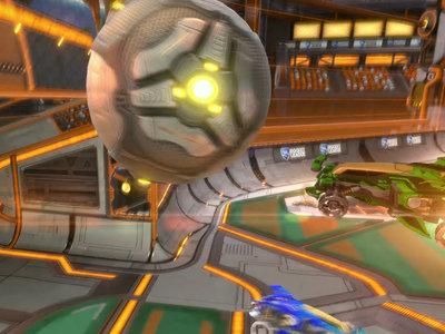 Rocket League ahora  se juega en el espacio con la nueva pista octogonal Starbase ARC [TGA 2016]