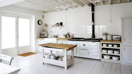 Ocho maneras hermosas y originales de poner suelos de madera