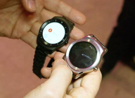 El LG Watch Urbane LTE es definitivamente su smartwatch 'premium' tanto en acabados como en precio