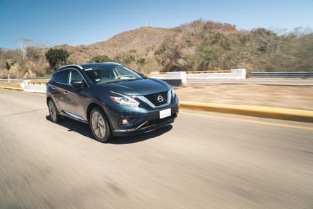 Nissan Murano 2018 12