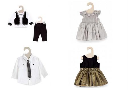 ropa fiesta bebés