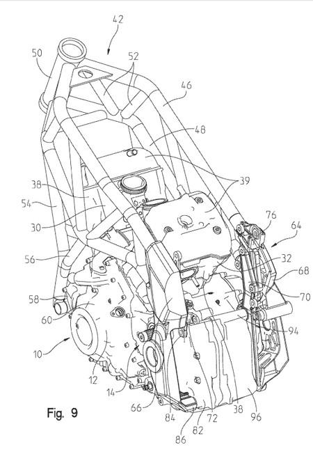 Indian Ftr1200 2019 Patente 8