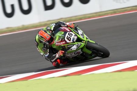 Superbikes San Marino 2015: Tom Sykes se lleva un nuevo doblete de Kawasaki