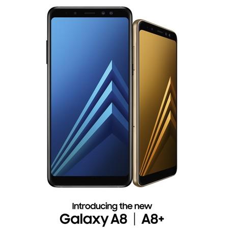 Samsung Galaxy A8 A8 Plus Oficial 2