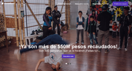 Ayuda a quien más lo necesite en México a través de 'Donadora'