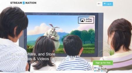 Stream Nation,  almacenamiento en la nube diseñado para el streaming