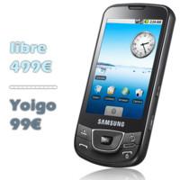 Samsung lanza en España Galaxy, su primer teléfono móvil Android