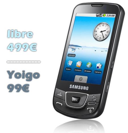 iphone libre yoigo