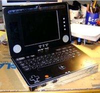 Atari 800 XE portátil