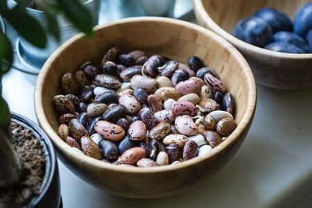 Alimentos de origen vegetal ricos en hierro