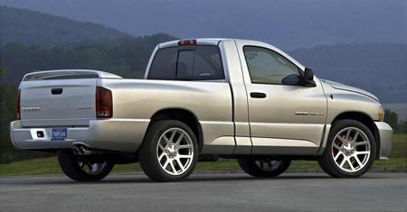 Dodge Ram Srt10 3