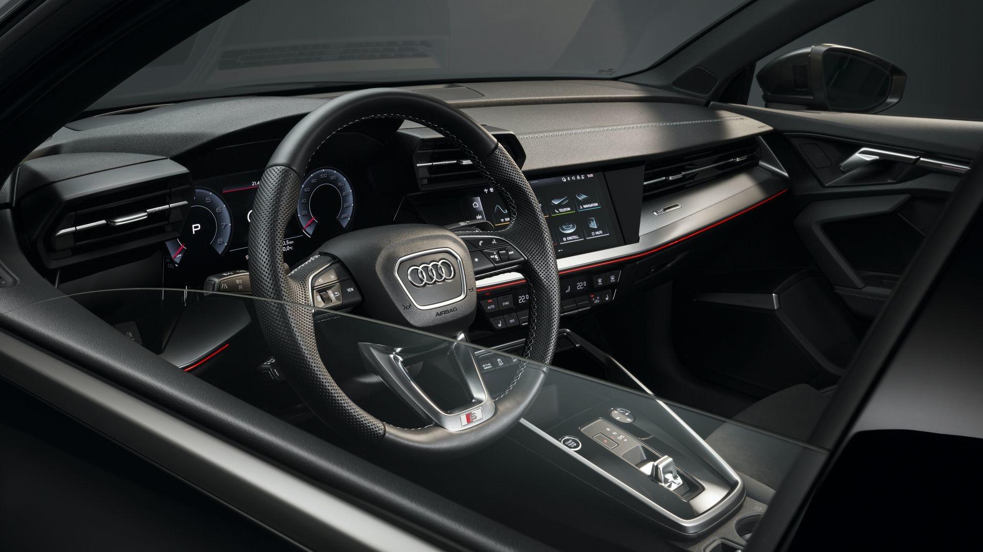 Foto de Audi A3 Sedán 2021 (29/43)