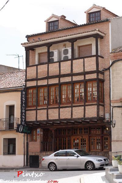 Restaurante Los Mellizos en Carbonero el Mayor