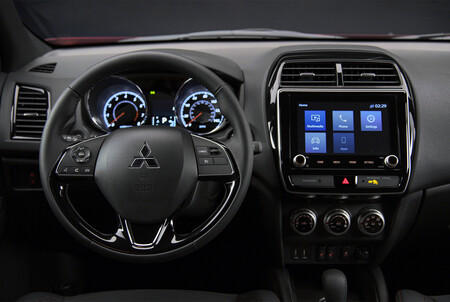Mitsubishi Outlander Sport Mexico 6