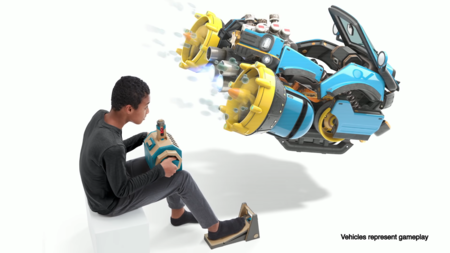 Nintendo Labo Kit Vehiculo 01