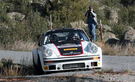 Segunda victoria consecutiva para Carlos Sainz en el Rally de España de Históricos