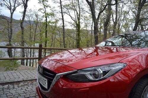 El viaje que podría durar días, o cómo no querer dejar de conducir un Mazda3