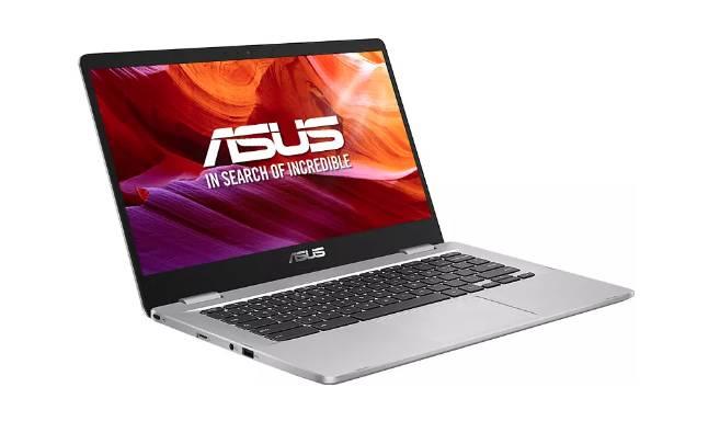 "Portátil - ASUS Chromebook Z1400CN-BV0305, 14"", Intel® Pentium® N4200, 8GB, 64GB eMMC, Graphics 505, Chrome OS"