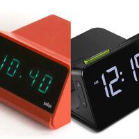 Braun ha transformado uno de sus icónicos despertadores para que sea también base de carga inalámbrica (y no es precisamente una ganga)