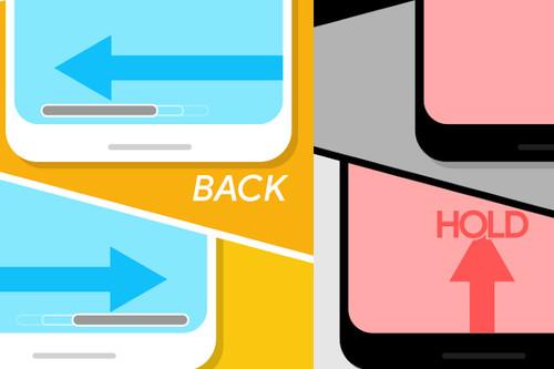 Con estas apps puedes tener navegación por gestos en cualquier Android