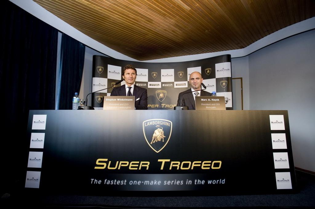 Foto de Lamborghini Super Trofeo Gallardo LP560-4 (2/17)