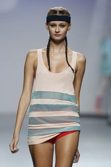 Peinados 2011: la trenza pisa fuerte en Cibeles con todos los looks