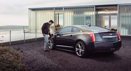 2016 Cadillac ELR Coupé