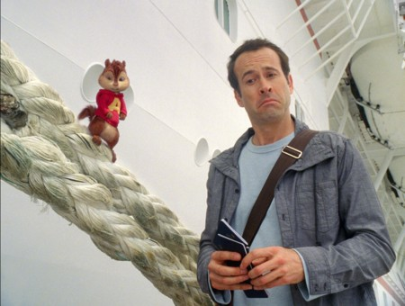 Still Of Jason Lee In Alvin And The Chipmunks Chipwrecked