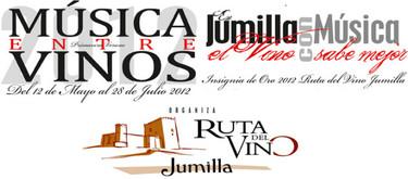Música entre Vinos, enoturismo musical en Jumilla