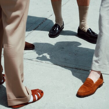 Tan frescos como sandalias y formales como zapatos, éstos son los mocasines que encontrarás en El Corte Inglés para tus looks de verano
