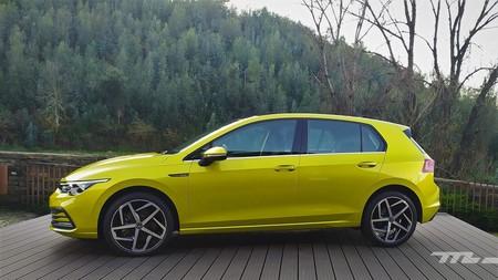 Prueba Volkswagen Golf Mk8 2020
