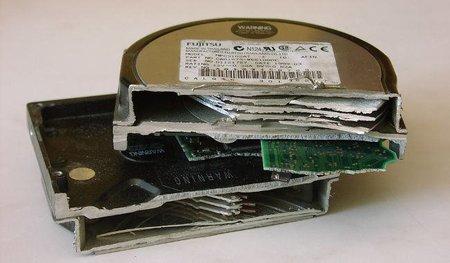 Sistemas de destrucción de datos