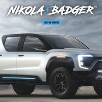 Nikola Badger, la brutal pickup eléctrica que busca competir contra la Tesla Cybertruck, ya tiene precio y fecha de lanzamiento
