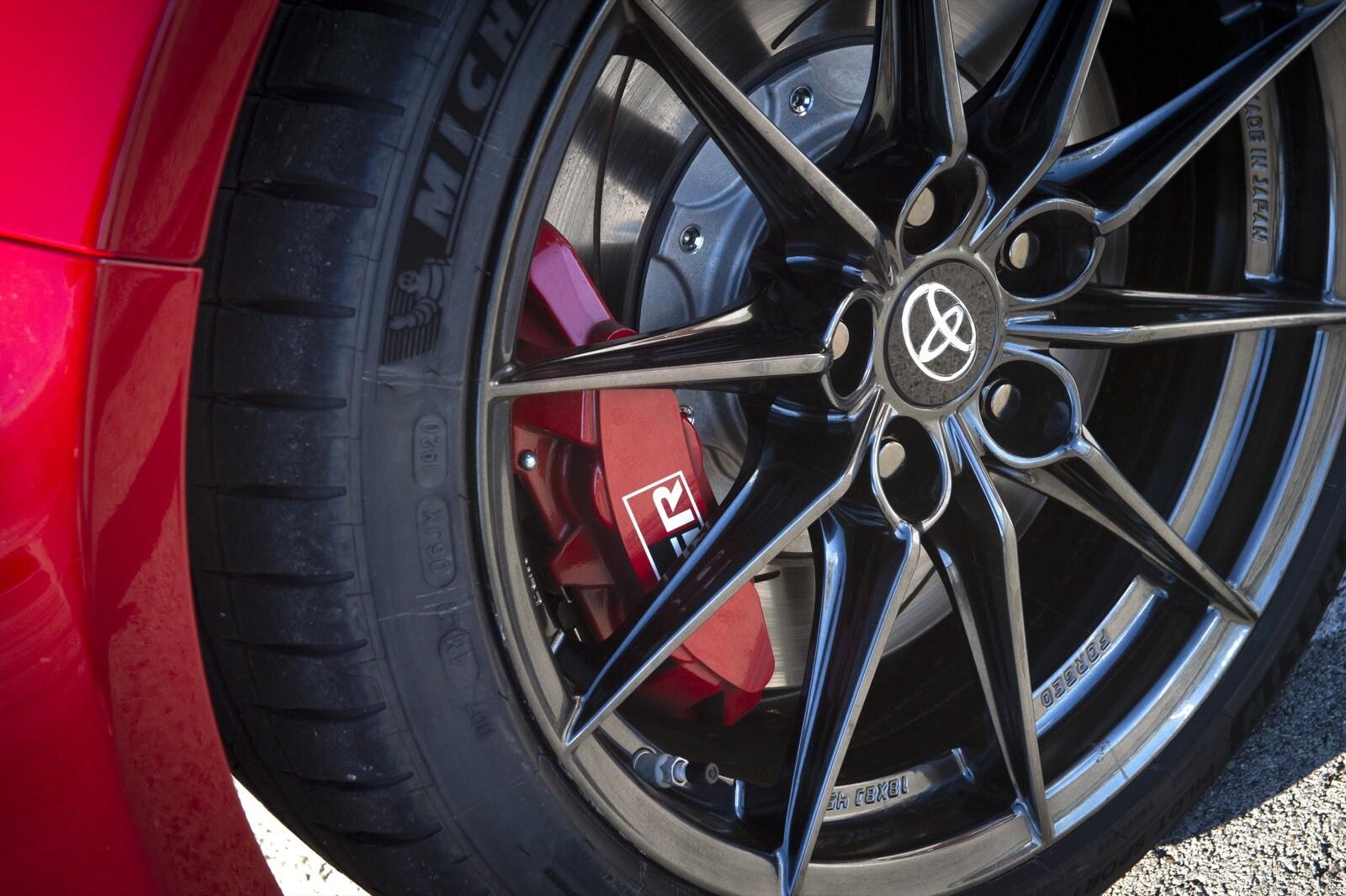 Foto de Toyota GR Yaris (Presentación)q (182/195)