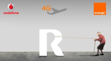 R, la caída de su servicio y Vodafone: una historia en la que los que pierden son los usuarios