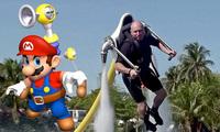 El water Jet-Pack de 'Super Mario Sunshine' se hace realidad