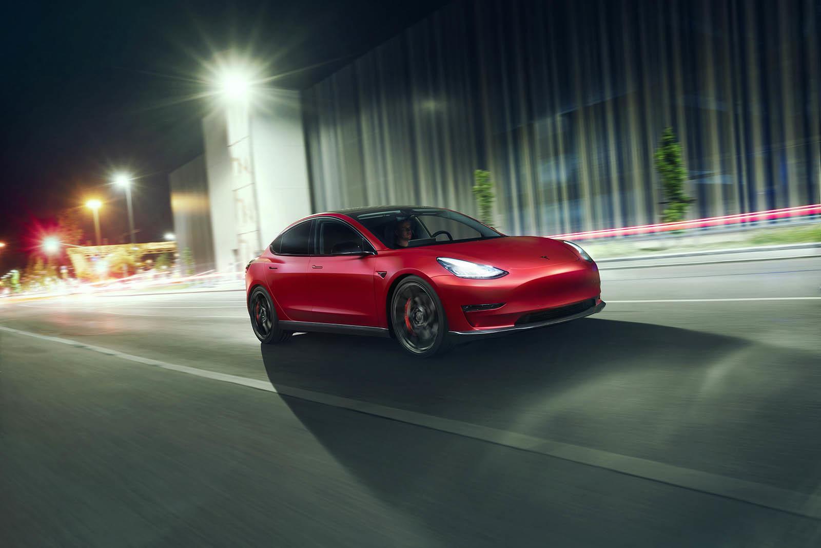 Foto de Novitec Tesla Model 3 (4/14)