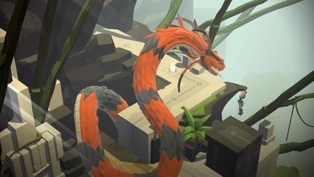 Análisis de Lara Croft GO: espejito, espejito, ¿quién es la más lista?