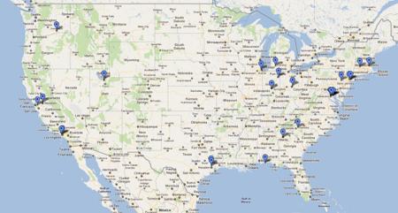 Microsoft mapea sin medida de seguridad alguna la geolocalización de millones de usuarios