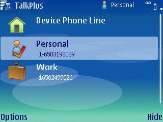 TalkPlus, llamadas internacionales a bajo coste