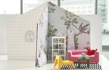 Huset, casa de muñecas de Ikea