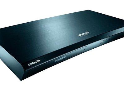 BluRays y contenidos 4K por 275 euros con el Samsung UBD-K8500 en PCComponentes