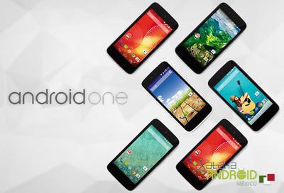 Android One es presentado de manera oficial