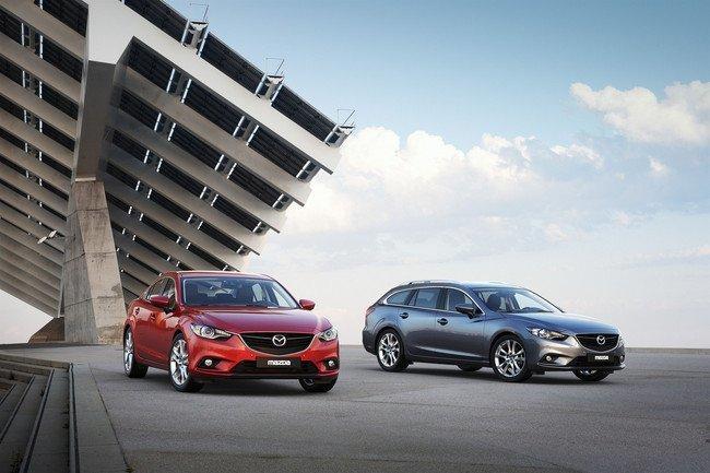 Mazda6, precios para España