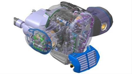 Motor Boxer Bmw 35