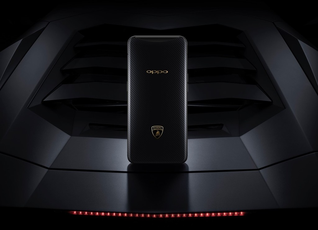 OPPO Find X-Edition Automobili Lamborghini arrives in Spain: availability and official price