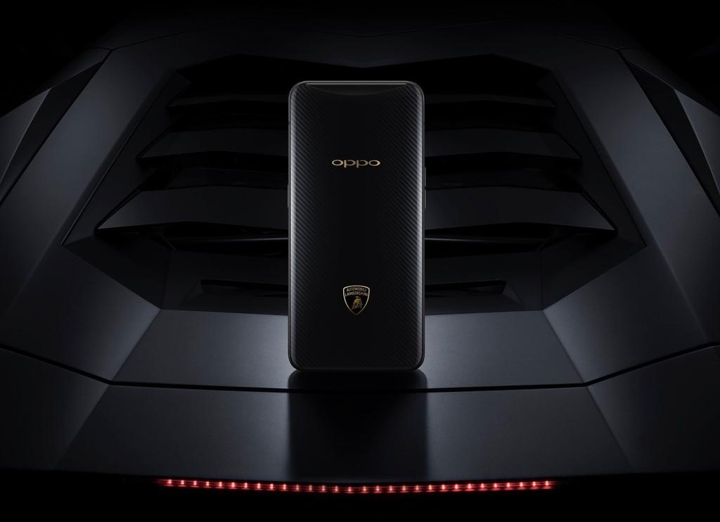 El OPPO Find X Edition Automobili Lamborghini™ llega a España: disponibilidad y costo oficial