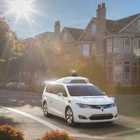 Apple reduce el número de coches en pruebas por primera vez