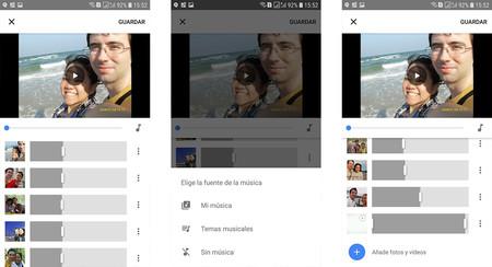 Ajustar Google Fotos Historia De Amor